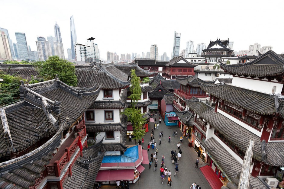 Shanghai – Chine