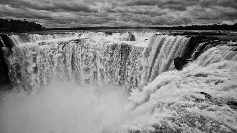 Chute d'Iguazu – Bresil