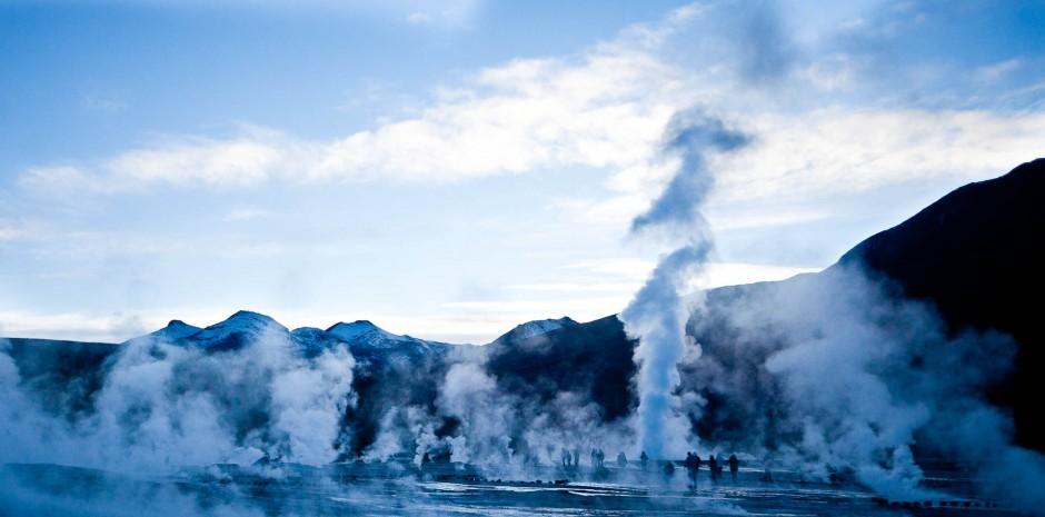 Géothermie – Bolivie