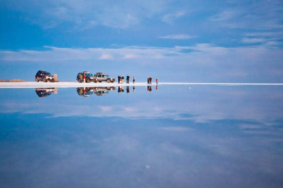 Salar d'Uyuni – Bolivie